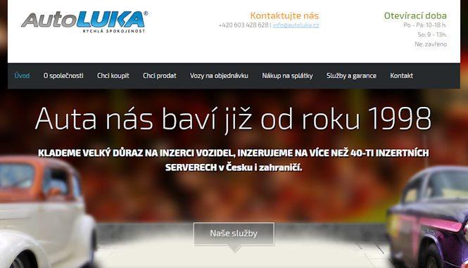 Autobazar Auto Luka Ostrava