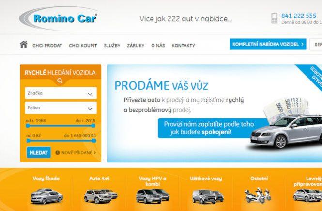 Autobazar Romino car Plzeň