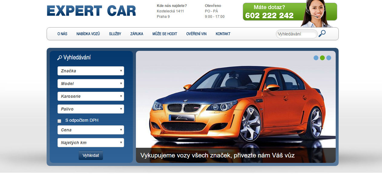 Autobazar Expert car - recenze -hodnocení