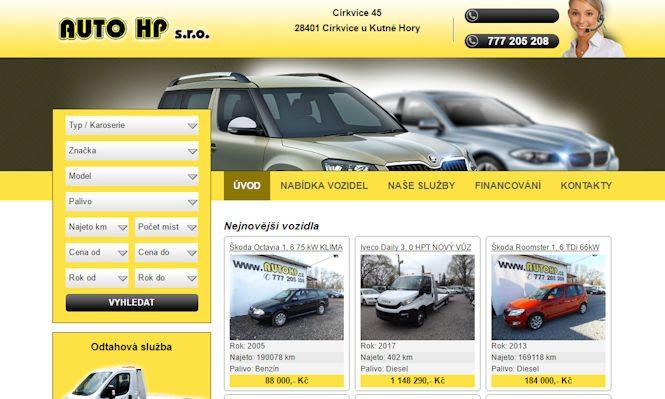 Autobazar Auto HP