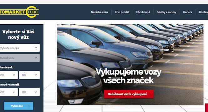 Autobazar Automarket Euro
