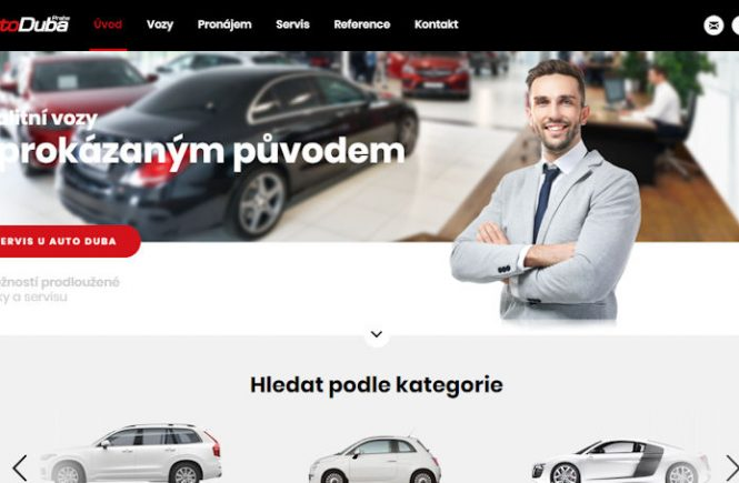 Auto Duba Praha