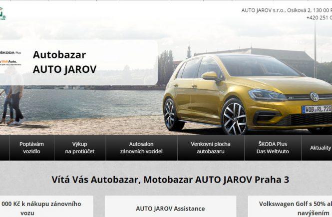Autobazar Auto Jarov ojeté vozy - recenze hodnocení zkušenosti