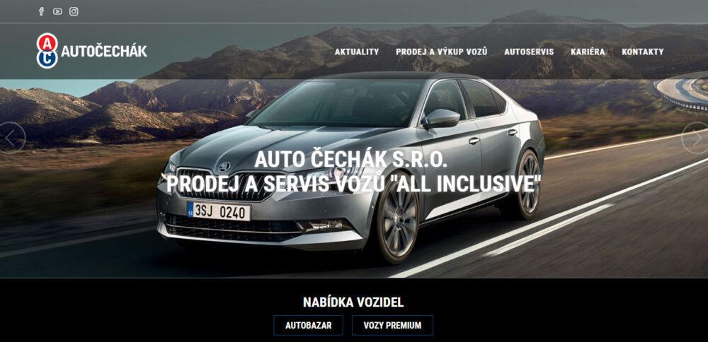 Auto Čechák - recenze autobazaru - hodnocení