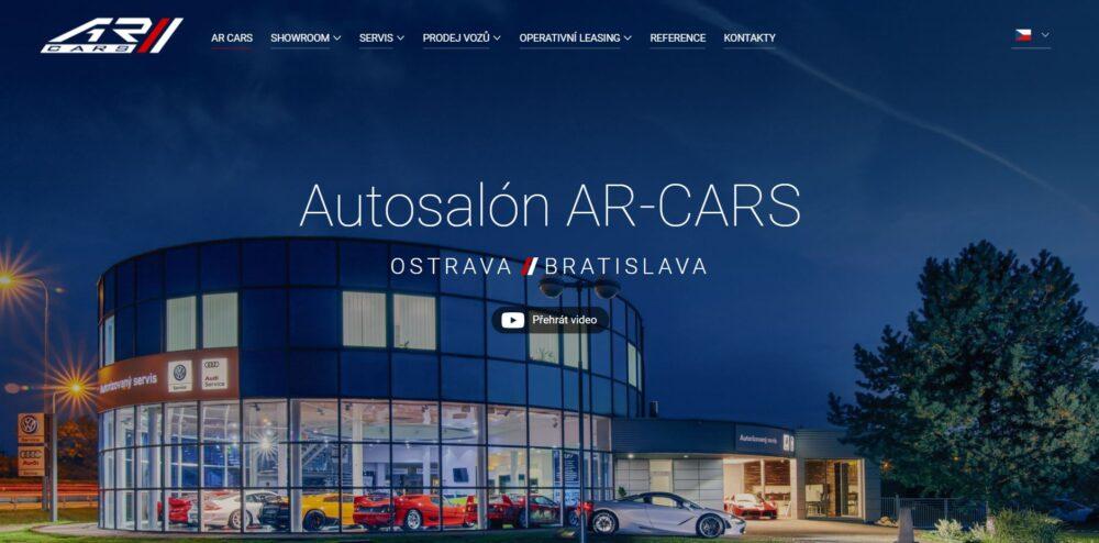 AR Cars Ostrava